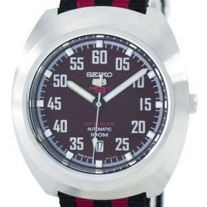 Seiko 5 urheilu Limited Edition automaattinen Japani teki SRPA87 SRPA87J1 SRPA87J Miesten Watch