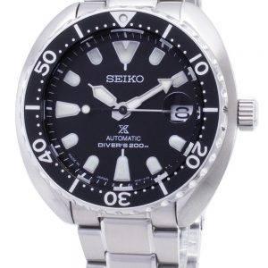 Seiko Prospex Mini kilpikonna automaattinen Diver 200M Japani teki SRPC35J SRPC35J1 SRPC35 Miesten Watch