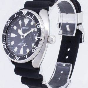 Seiko Prospex Mini kilpikonna SRPC37 SRPC37J1 SRPC37J automaattinen Diver 200M Miesten Watch