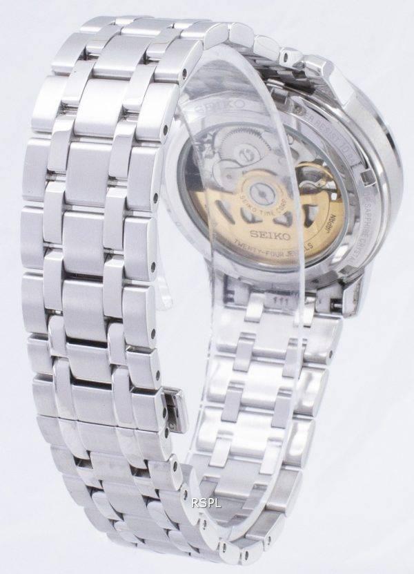 Seiko enne automaattinen Japaniin teki SSA365 SSA365J1 SSA365J Miesten Watch