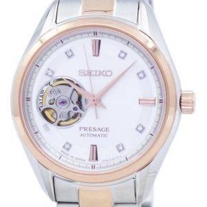 Seiko enne automaattinen Japaniin teki Diamond aksentti SSA810 SSA810J1 SSA810J naisten Watch