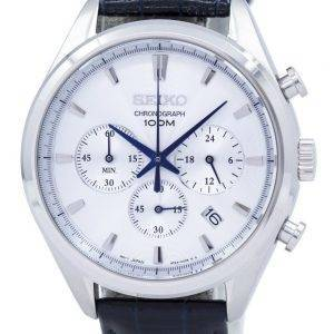 Seiko Chronograph Quartz SSB291 SSB291P1 SSB291P Miesten Watch