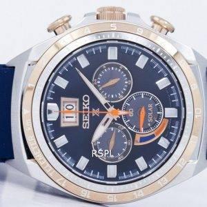 Seiko Prospex Solar Chronograph Special Edition SSC666 SSC666P1 SSC666P Miesten Watch