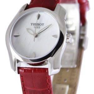 Tissot T-aallon pyöreä Quartz T023.210.16.111.01 naisten kello