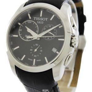 Tissot Couturier kvartsi GMT T035.439.16.051.00 Miesten kello