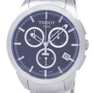 Tissot T-Sport titaani Chronograph Quartz T069.417.44.061.00 T0694174406100 Miesten Watch