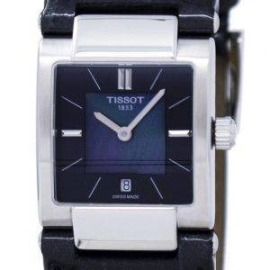 Tissot T-Lady T02 Quartz T090.310.16.121.00 T0903101612100 naisten Watch