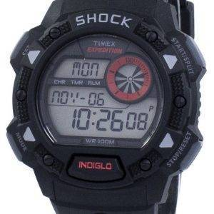 Timex Expedition Antichoc De Base Shock Indiglo Digital T49977 Miesten Watch