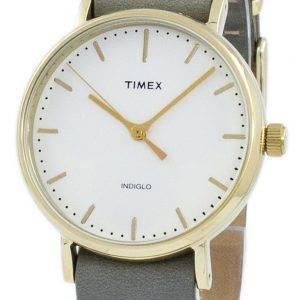 Timex Weekender Fairfield Indiglo TW2P98500 Unisex kvartsikellot
