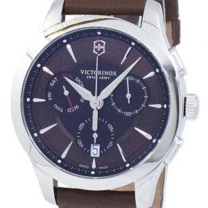 Victorinox Alliance Sveitsin armeijan Chronograph Quartz 241749 Miesten Watch