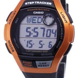 Casio nuorten WS 2000 H 4AV WS2000H-4AV valaisin digitaalinen Miesten Watch