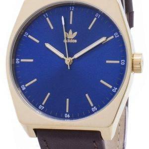 Adidas prosessi L1 Z05-2959-00 kvartsista analoginen Miesten Watch