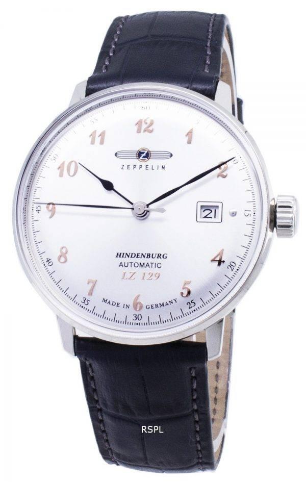 Zeppelin sarjan LZ129 7066-5 70665 automaattinen Saksa teki Miesten Watch