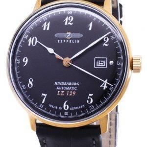 Zeppelin sarjan LZ129 7068-2 70682 automaattinen Saksa teki Miesten Watch