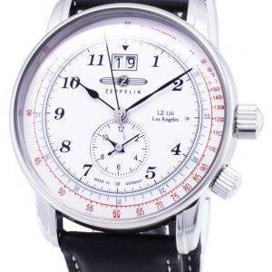 Zeppelin sarjan LZ127 Graf 8644-1 86441 Saksa teki Miesten Watch