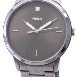 Fossiilisten minimalistinen FS5456 kvartsista analoginen Miesten Kello