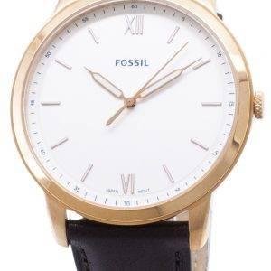 Fossiilisten minimalistinen FS5463 kvartsista analoginen Miesten Kello