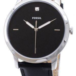 Fossiilisten minimalistinen FS5497 kvartsista analoginen Miesten Kello