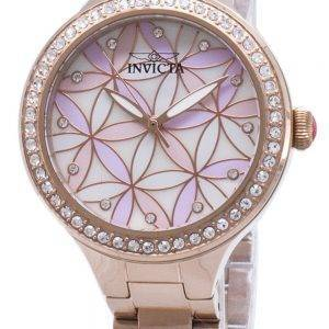 Invicta Wildflower 28824 Diamond aksentti analoginen kvartsi naisten Watch