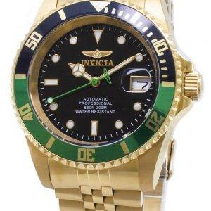 Invicta Pro Diver Professional 29184 automaattinen analoginen 200M Miesten Watch