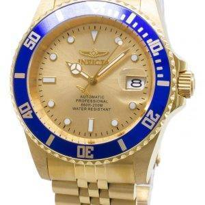 Invicta Pro Diver Professional 29185 automaattinen analoginen 200M Miesten Watch