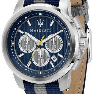 Maserati Royale R8871637001 Chronograph kvartsi miesten Kello