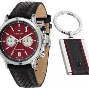 Maserati Legend R8871638002 Chronograph kvartsi Miesten Kello