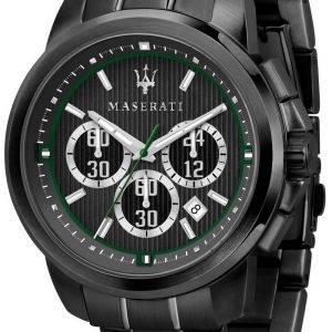 Maserati Royale R8873637004 Chronograph kvartsi miesten Kello