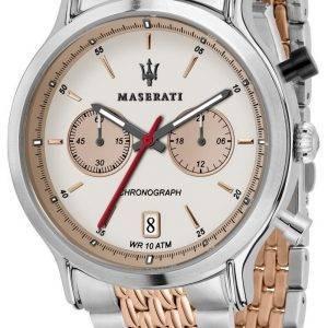 Maserati Legend R8873638002 Chronograph kvartsi Miesten Kello