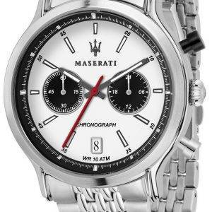 Maserati Legend R8873638004 Chronograph kvartsi Miesten Kello