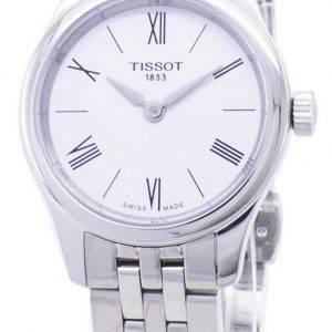 Tissot T-klassinen perinne 5.5 Lady T063.009.11.018.00 T0630091101800 Quartz naisten Kello