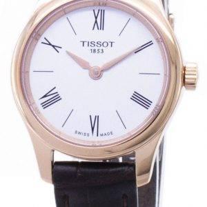 Tissot T-klassinen perinne 5.5 T063.009.36.018.00 T0630093601800 Quartz naisten Kello