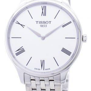 Tissot T-klassinen perinne 5.5 T063.409.11.018.00 T0634091101800 Quartz Miesten Kello