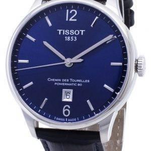 Tissot T-Classic Powermatic 80 T 099.407.16.047.00 T0994071604700 automaattinen analoginen Miesten Kello