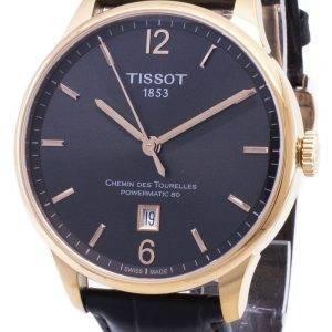 Tissot T-Classic Powermatic 80 T 099.407.36.447.00 T0994073644700 Automaattinen Miesten Kello