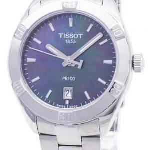 Tissot T-Classic PR 100 T 101.910.11.121.00 T1019101112100 kvartsi analoginen Naisten Kello
