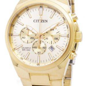 Kansalainen analoginen Chronograph Quartz AN8172 - 53P miesten kello
