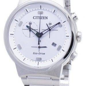 Citizen Eco-Drive AT2400-81A Chronograph analoginen Miesten Kello