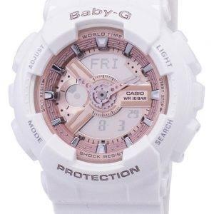 Casio Baby-G World Time analoginen-digitaalinen BA-110-7A1 naisten kello