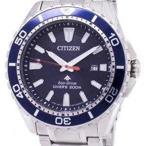 Citizen Eco-Drive Promaster Diver 200M BN0191 - 80L Miesten kello