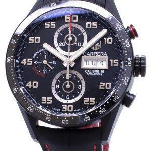 Tag Heuer Carrera CV2A81. FC6237 Caliber 16 Chronograph Automaattinen Miesten Watch