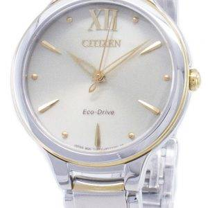 Citizen Eco-Drive EM0554-82X analoginen naisten Kello