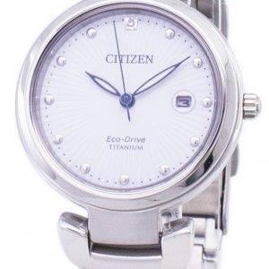 Citizen Eco-Drive Super Titanium EW2500-88A naisten kello