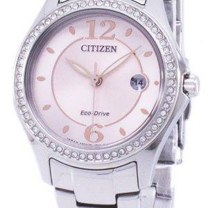 Citizen Eco-Drive Diamond korostus FE1140-86 X Naisten kello