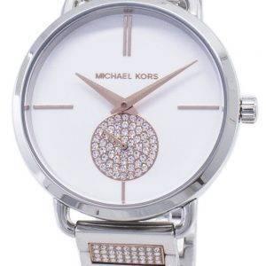 Michael Kors Portia MK4352 Diamond aksentti kvartsi naisten Kello