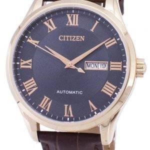 Kansalainen analoginen automaattinen NH8363 - 14H Miesten kello