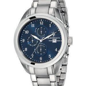Maserati Traguardo Chronograph Quartz R8853112505 Miesten kello