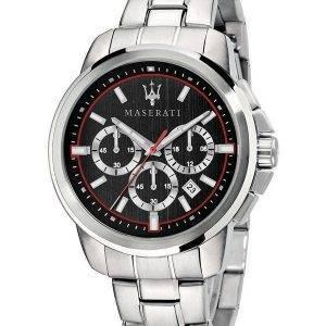 Maserati Successo R8873621009 Chronograph kvartsi miesten kello