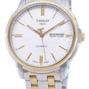 Tissot T-Classic automaattinen III T 065.430.22.031.00 T0654302203100 analoginen Miesten Kello