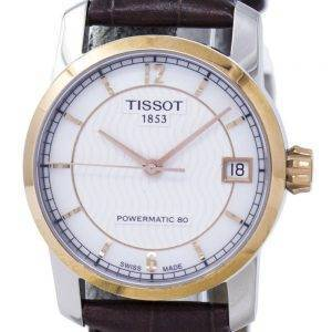 Tissot titaani Powermatic 80 T087.207.56.117.00 T0872075611700 naisten kello